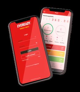 Eveready® Energy Vault App